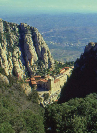 monastery at montserrat spain 08