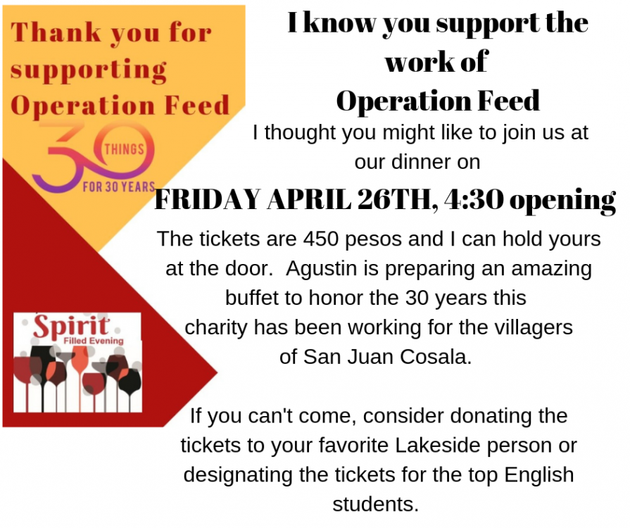 I know that you support the work of Operation Feed.png